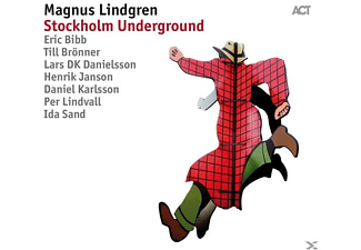 Magnus Lindgren - Stockholm Underground  - (LP + Download)