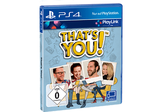 PlayLink: That's you! - [PlayStation 4]