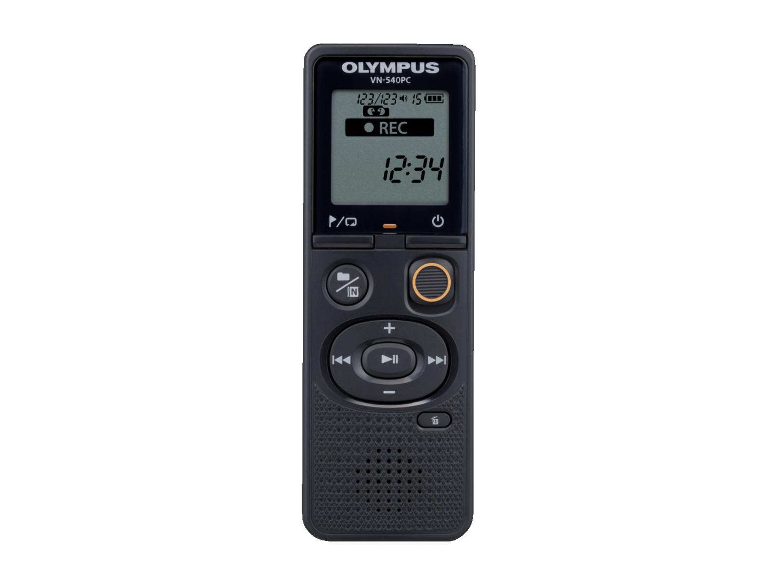 Digitales Diktiergerät Rekorder Aufzeichner Memo 8GB MP3 Wiederaufladbarer Akku