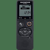OLYMPUS VN 540 PC Notetaker für unterwegs Diktiergerät, Schwarz