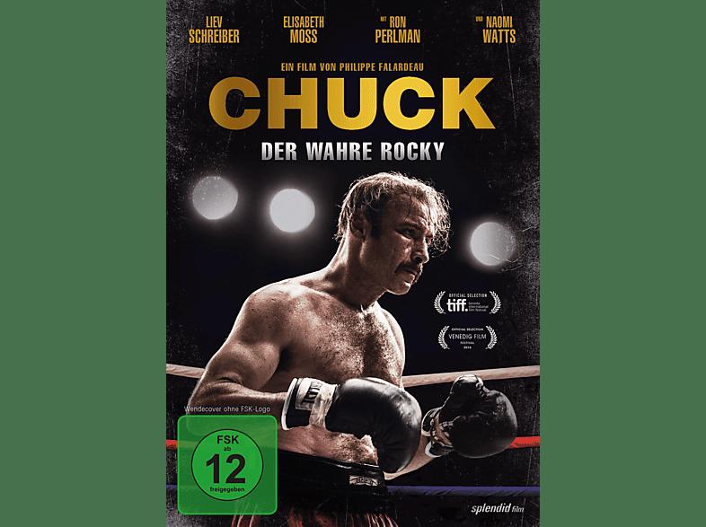 Chuck - Der wahre Rocky [DVD]