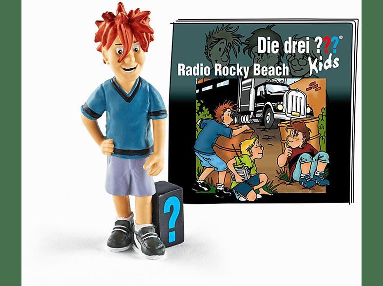 BOXINE Tonie-Hörfigur: Die drei ??? Kids - Radio Rocky Beach Hörfigur, Mehrfarbig