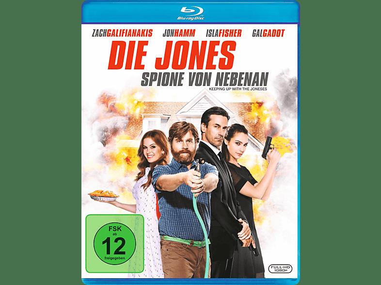 Die Jones - Spione von nebenan [Blu-ray]