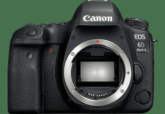 CANON Spiegelreflexkamera EOS 6D Mark II, 26.2 MP, Vollformat, FHD60p, 6.5B/s, ISO40000, Schwarz
