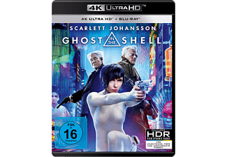 Ghost in the Shell (inkl. HDR) [4K Ultra HD Blu-ray + Blu-ray]