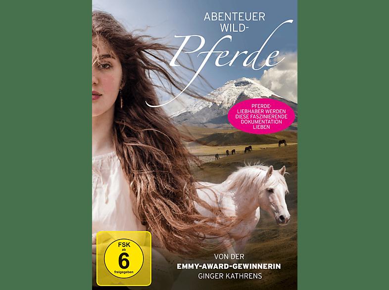 Abenteuer Wild - Pferde [DVD]