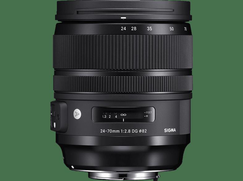 SIGMA 576955  für Nikon F-Mount, 24 mm - 70 mm, 2.8
