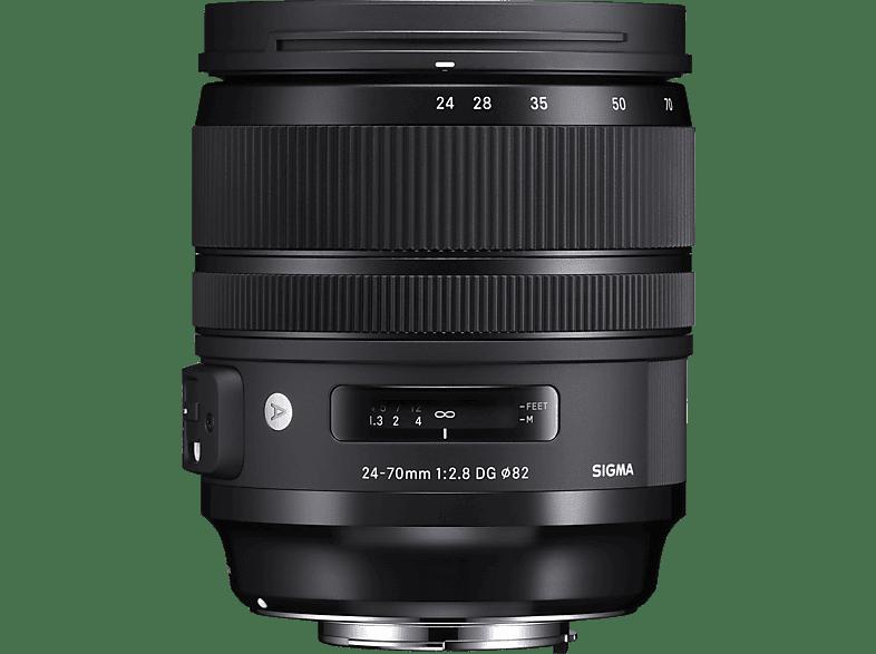 SIGMA 576956  für Sigma SA-Mount, 24 mm - 70 mm, 2.8