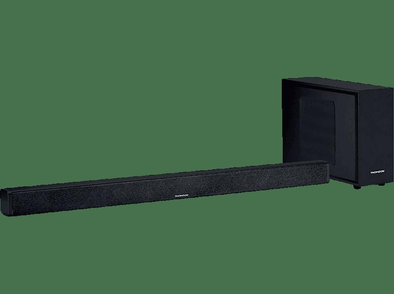 THOMSON TH357707 SB250BT, Soundbar, Schwarz