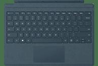 MICROSOFT Surface Pro Signature Type Cover Tastatur Kobalt Blau