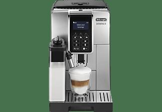DELONGHI Dinamica ECAM 352.55.SB  Kaffeevollautomat Silber/Schwarz