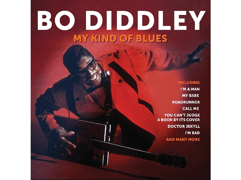 Bo Diddley - My Kind Of Blues [CD]