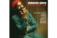 Marvin Gaye - Let's Get It On Live [Vinyl]
