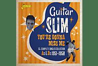 Eddie Guitar Slim Jones - You're Gonna Miss Me [CD]