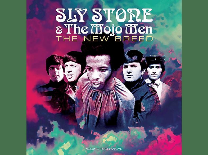 The Sly Stone / Mojo Men - New Breed [Vinyl]