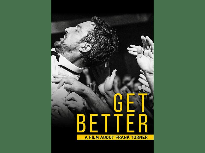 Frank Turner - Get Better: A Film About Frank Turner [DVD]