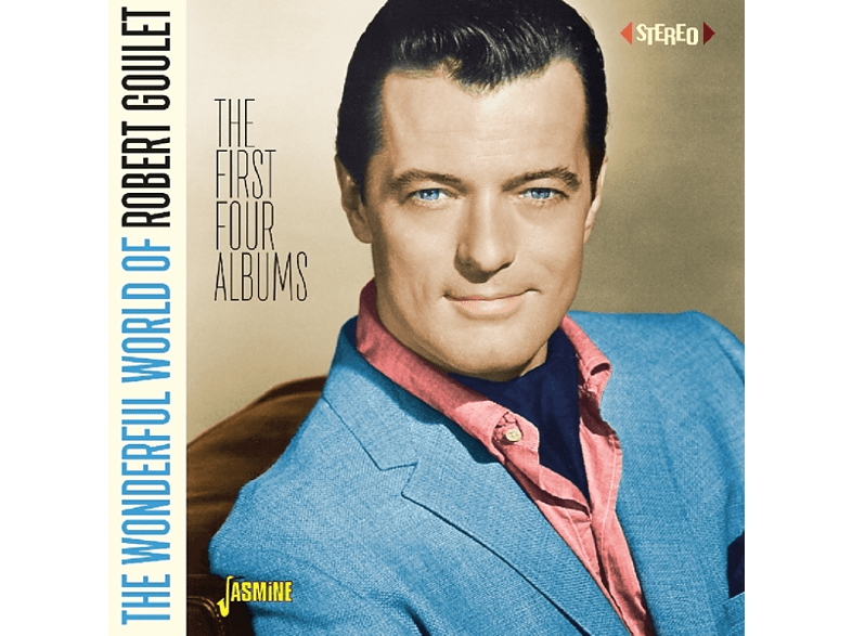 Robert Goulet - The Wonderful World Of Robert Goulet [CD]