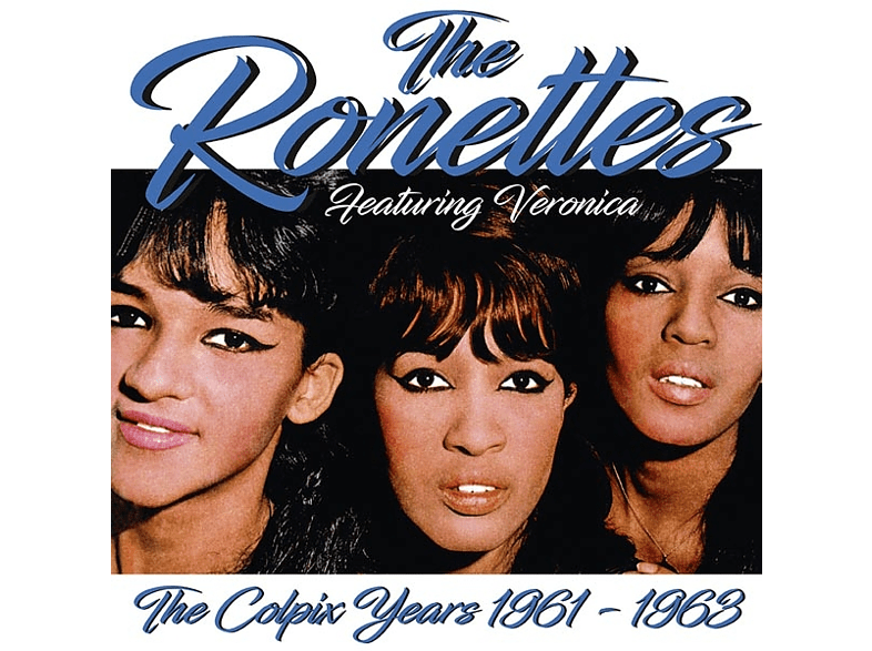 The Ronettes - The Colpix Years (1961-1963) [Vinyl]