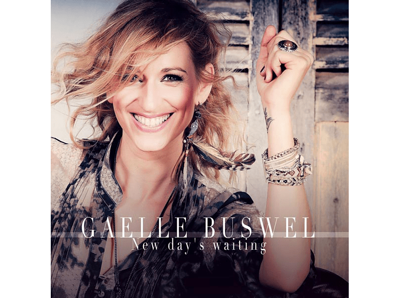 Gaelle Buswel - New Day's Waiting [CD]