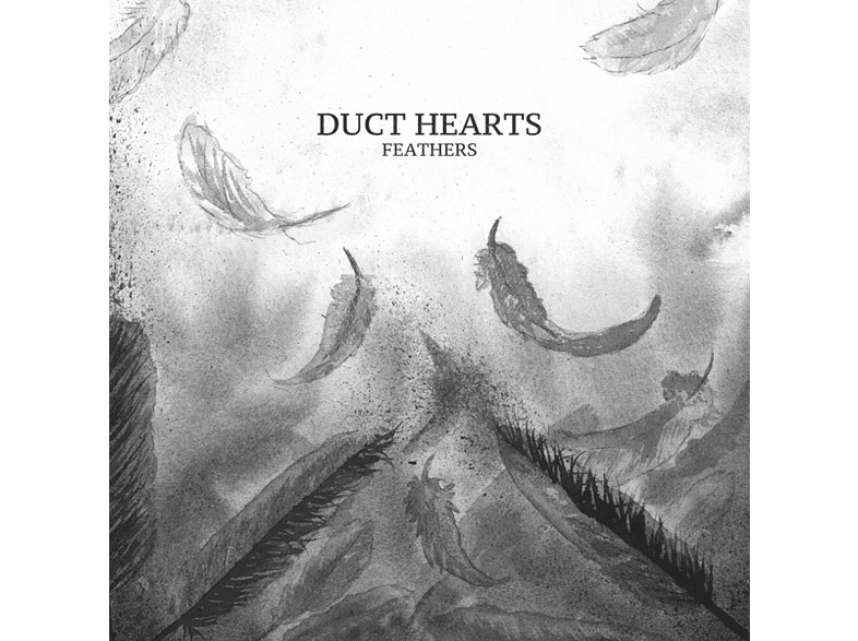 Duct Hearts - Feathers [Vinyl]