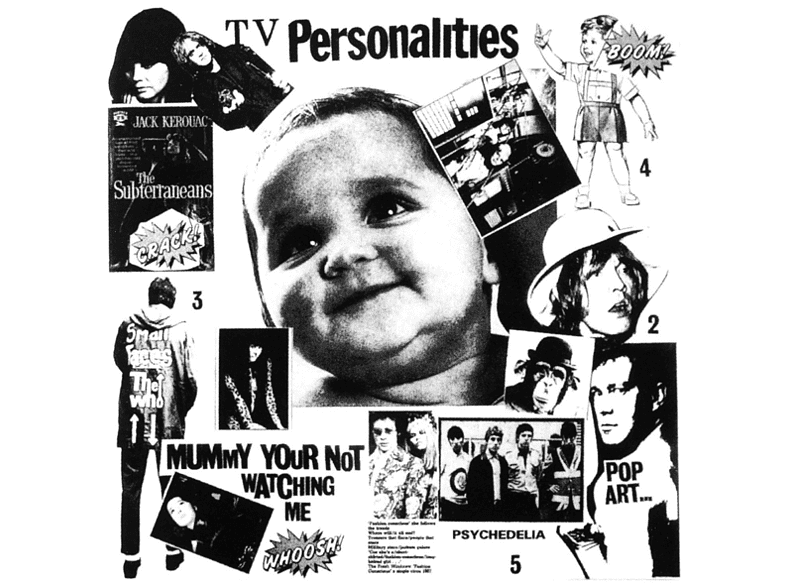 Television Personalities - Mummy You're Not Watching Me [LP + Download]