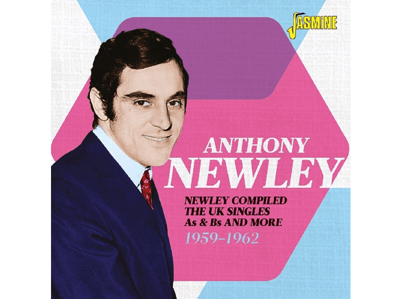 Anthony Newley - Newley Compiled [CD]