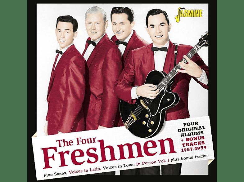 The Four Freshmen - Four Original Albums [CD]