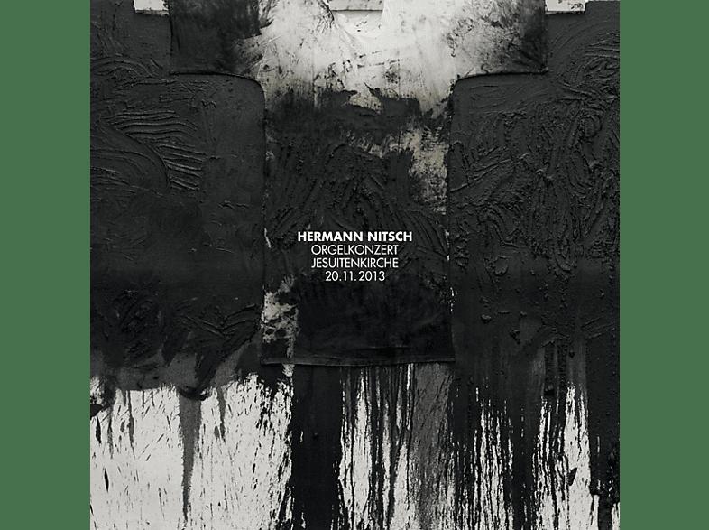 Hermann Nitsch - Orgelkonzert Jesuitenkirche 20.11.2013 [Vinyl]