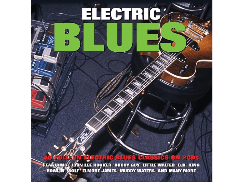 VARIOUS - Electric Blues [CD]
