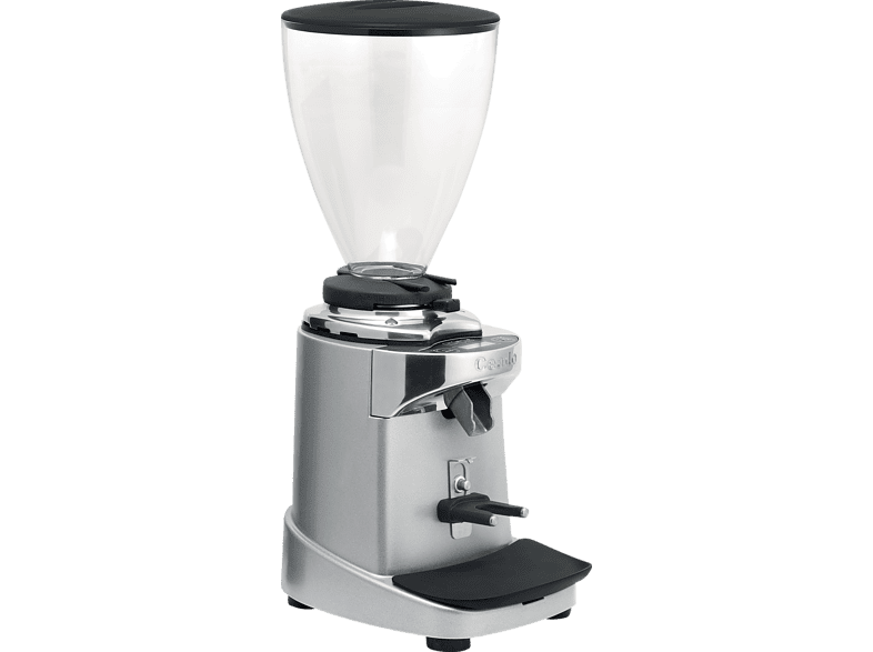 MACCHIAVALLEY 1103184A E37S Industrial Profi Kaffeemühle Grau (400 Watt, Stahl)