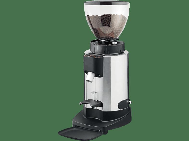MACCHIAVALLEY 1103182A E6P Industrial Kaffeemühle Grau (300 Watt, Stahl )