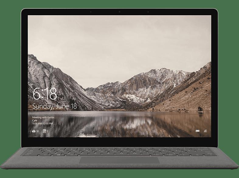 MICROSOFT Surface Laptop Notebook Core™ i5, 256 GBSSD, 8 GB RAM, Graphit Gold
