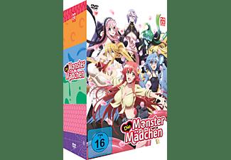 001 - Die Monster Mädchen + Sammelschuber DVD