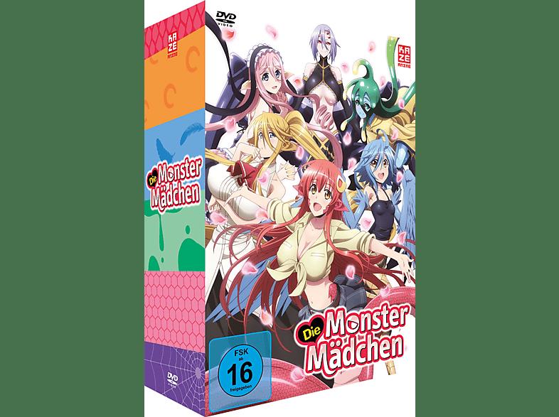 001 - Die Monster Mädchen + Sammelschuber [DVD]