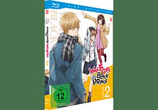 002 - Wolf Girl & Black Prince Blu-ray