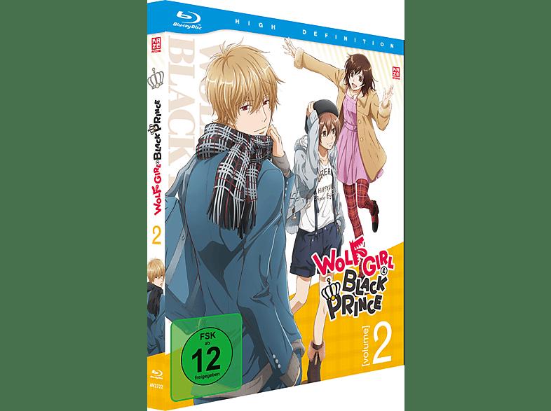 002 - Wolf Girl & Black Prince [Blu-ray]