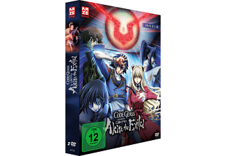 Code Geass - Akito the Exiled   (OVA 3+4) DVD