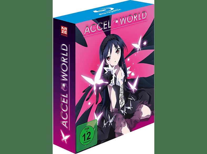 Accel World - Blu-ray 1 + Sammelschuber (Limited Edition) [Blu-ray]