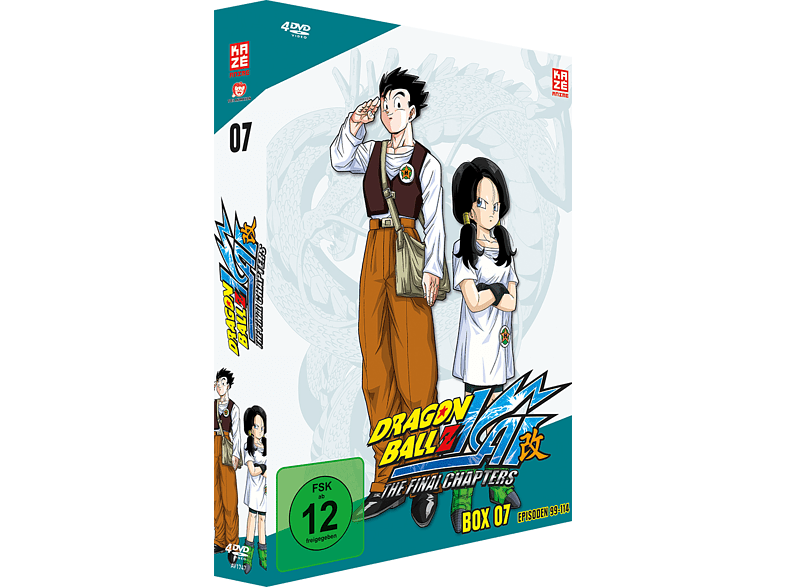 Dragonball Z Kai - Box 7 - Episoden 99-116  [DVD]