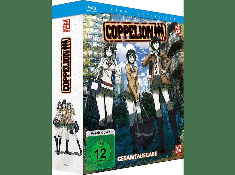 Coppelion (Gesamtausgabe) [DVD]