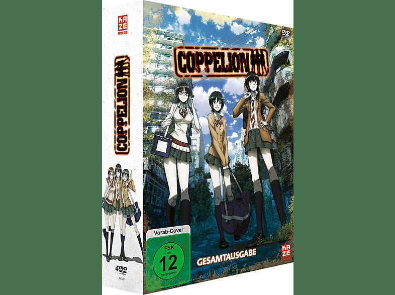 Coppelion (Gesamtausgabe) [Blu-ray]