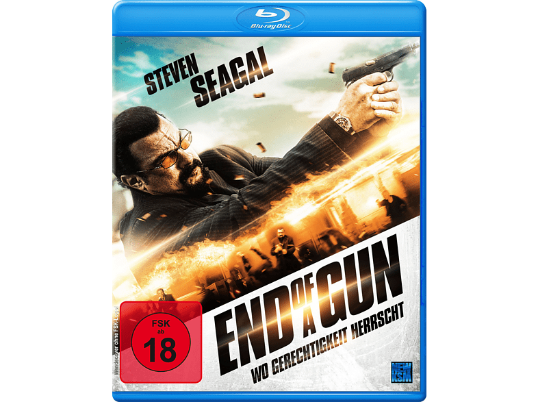 End of a Gun [Blu-ray]