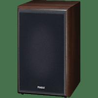 MAGNAT Monitor Supreme 202 1 Paar Regallautsprecher (Passiv-Lautsprecher, Mocca Dekor)