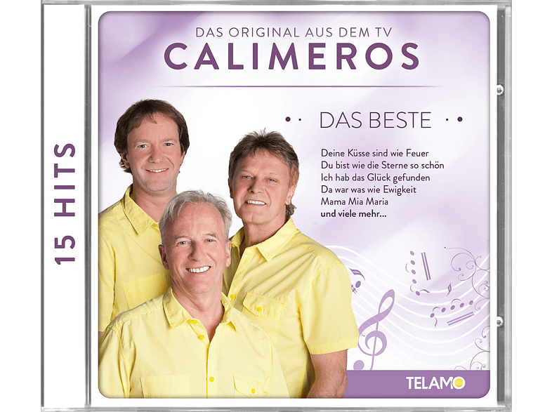 Calimeros - Das Beste, 15 Hits [CD]