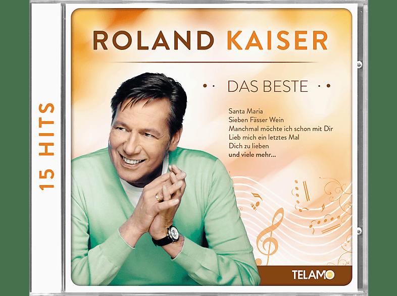 Roland Kaiser - Das Beste, 15 Hits [CD]