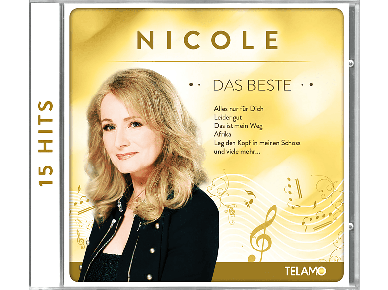Nicole - Das Beste, 15 Hits [CD]