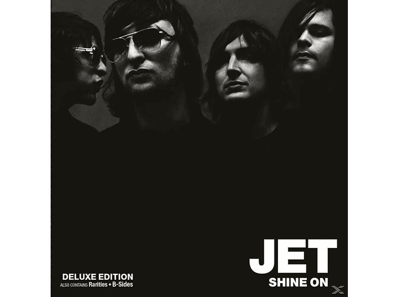 Jet - Shine On (Deluxe Edition) [CD]