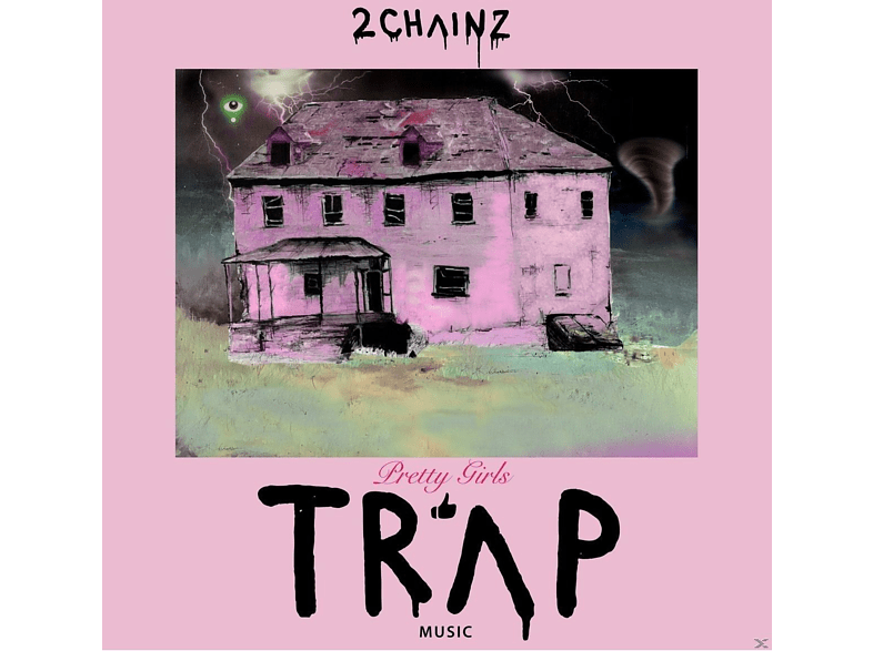 2chainz - Pretty Girls Like Trap Music CD