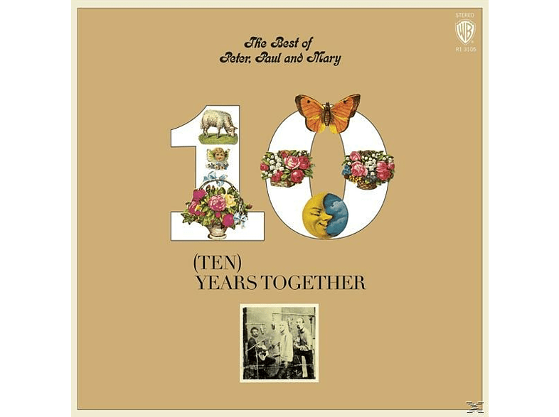 Paul & Mary Peter - The Best Of Peter,Paul & Mary:Ten Years Together [Vinyl]