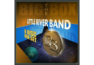River Band Little - The Big Box - (CD)